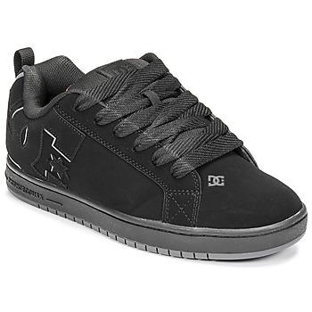Obuća Muškarci  Obuća za skateboarding DC Shoes COURT GRAFFIK Crna / Red