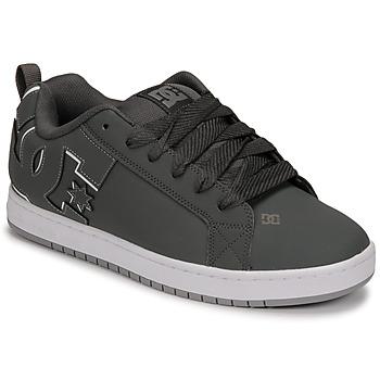Obuća Muškarci  Obuća za skateboarding DC Shoes COURT GRAFFIK Siva / Crna
