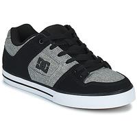 Obuća Muškarci  Obuća za skateboarding DC Shoes PURE Siva / Crna