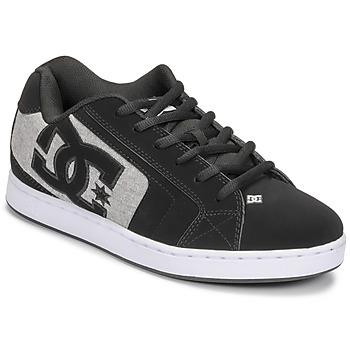 Obuća Muškarci  Obuća za skateboarding DC Shoes NET Crna / Siva