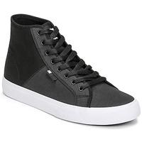 Obuća Muškarci  Visoke tenisice DC Shoes MANUAL HI TXSE Crna / Bijela