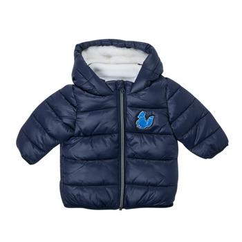 Odjeća Dječak  Pernate jakne Carrément Beau AMANDE Blue