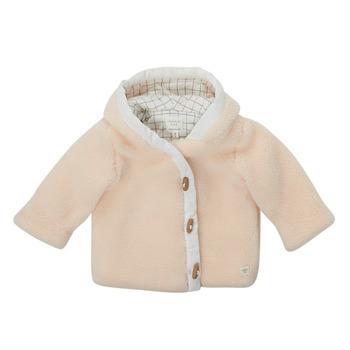 Odjeća Dječak  Kaputi Carrément Beau AMARANTE Bijela