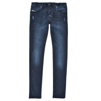 Odjeća Dječak  Skinny traperice Diesel SLEENKER Blue / Zagasita