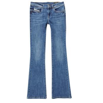 Odjeća Djevojčica Bootcut traperice Diesel LOWLEEH Blue