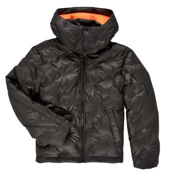 Odjeća Dječak  Pernate jakne Diesel JTHERMO Crna