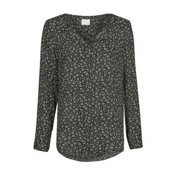 Odjeća Žene  Topovi i bluze Vila VILUCY Crna