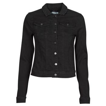 Odjeća Žene  Traper jakne Vila VISHOW Crna