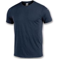 Odjeća Dječak  Majice kratkih rukava Joma T-shirt  NIMES bleu marine