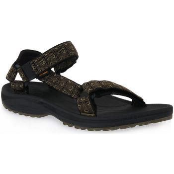Obuća Muškarci  Sportske sandale Teva BDOLV WINSTED Verde