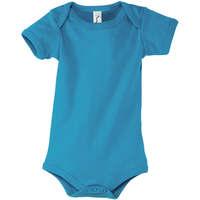 Odjeća Dječak  Potkošulje Sols BAMBINO AQUA Azul