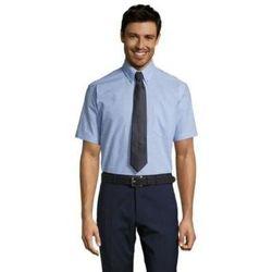 Odjeća Muškarci  Košulje dugih rukava Sols BRISBANE FIT Azul Cielo Azul
