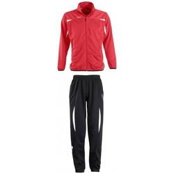 Odjeća Dvodijelne trenirke Sols CAMP NOU Rojo Blanco Rojo