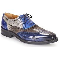 Obuća Muškarci  Derby cipele Melvin & Hamilton JEFF 28 Blue