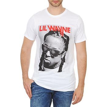 Odjeća Muškarci  Majice kratkih rukava Eleven Paris APY M Bijela
