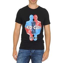 Odjeća Muškarci  Majice kratkih rukava Eleven Paris KIDC M Crna