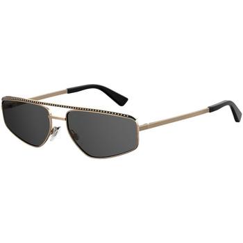 Satovi & nakit Žene  Sunčane naočale Love Moschino  Gold