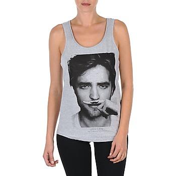 Odjeća Žene  Majice s naramenicama i majice bez rukava Eleven Paris BERTY DEB W Siva