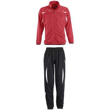 Odjeća Djeca Dvodijelne trenirke Sols CAMP NOU KIDS Rojo Rojo