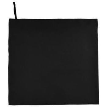 Dom Ručnici i rukavice za pranje Sols ATOLL 100 Negro Negro