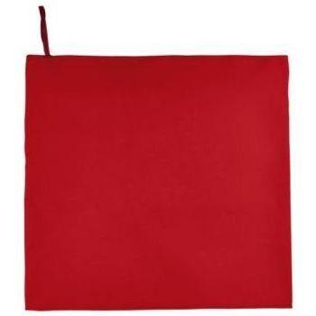 Dom Ručnici i rukavice za pranje Sols ATOLL 100 Rojo Rojo