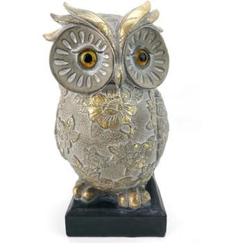 Dom Dekorativni predmeti  Signes Grimalt Sova Dorado