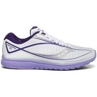 Obuća Žene  Running/Trail Saucony Kinvara 10 Bijela