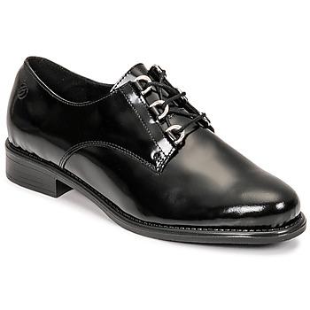 Obuća Žene  Derby cipele Betty London PANDINE Crna