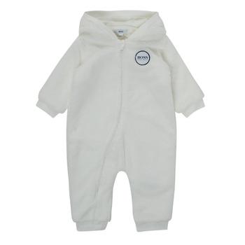 Odjeća Dječak  Pernate jakne BOSS SAMILA Bijela
