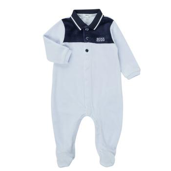 Odjeća Dječak  Pidžame i spavaćice BOSS FILOMENA Blue