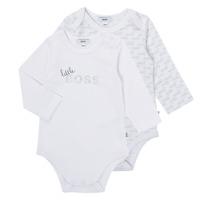 Odjeća Dječak  Pidžame i spavaćice BOSS SEPTINA Bijela