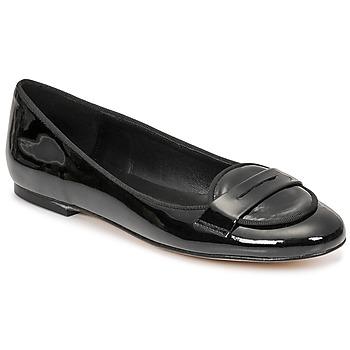 Obuća Žene  Balerinke i Mary Jane cipele Betty London OVINOU Crna