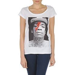 Odjeća Žene  Majice kratkih rukava Eleven Paris KALIFA W Bijela
