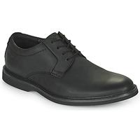 Obuća Muškarci  Derby cipele Clarks ATTICUS LTLACE Crna