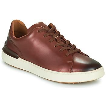 Obuća Muškarci  Derby cipele Clarks COURTLITE LACE Smeđa