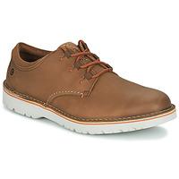 Obuća Muškarci  Derby cipele Clarks EASTFORD LOW Camel