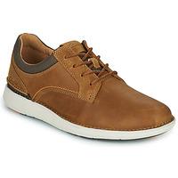 Obuća Muškarci  Derby cipele Clarks LARVIK TIE Camel