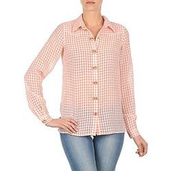 Odjeća Žene  Košulje i bluze Manoush CHEMISE ML ALIZE Ružičasta
