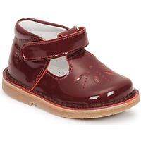Obuća Djevojčica Balerinke i Mary Jane cipele Citrouille et Compagnie OTAL Bordo
