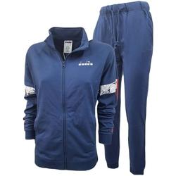 Odjeća Muškarci  Dvodijelne trenirke Diadora Fz Core Plava