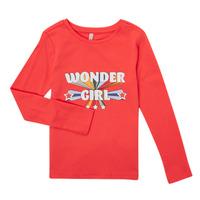 Odjeća Djevojčica Majice dugih rukava Only KONTINNA Ružičasta