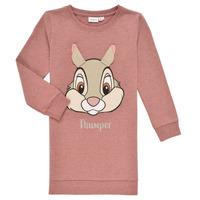 Odjeća Djevojčica Sportske majice Name it NMFTHUMPER DAHLIA LS SWE Ružičasta