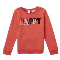 Odjeća Djevojčica Sportske majice Name it NMFNALA SWEAT Ružičasta
