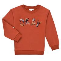 Odjeća Djevojčica Sportske majice Name it NKFOCALI LS SWEAT Red