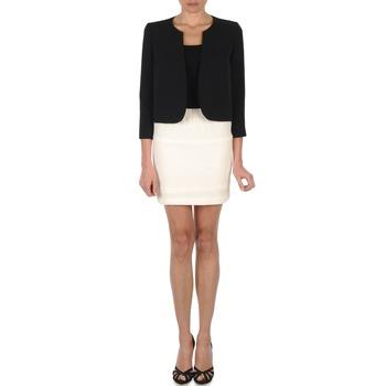 Odjeća Žene  Suknje Lola JUMBO CORDONNETTO Ivory
