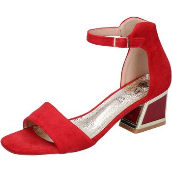 Obuća Žene  Sandale i polusandale Francescomilano BH35 Crvena