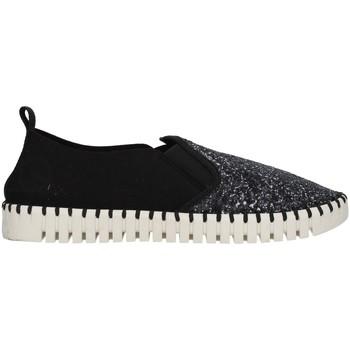 Obuća Žene  Slip-on cipele Ska 21PERLAGS6 BLACK