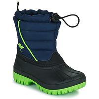 Obuća Dječak  Čizme za snijeg Kangaroos K-BEN Blue / Zelena
