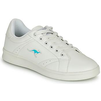 Obuća Žene  Niske tenisice Kangaroos K-TEN II Bijela