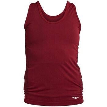 Odjeća Žene  Majice s naramenicama i majice bez rukava Saucony SAW800099